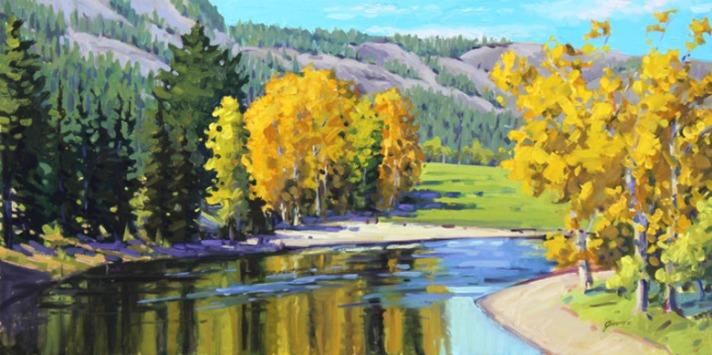 'Rock Creek' 15